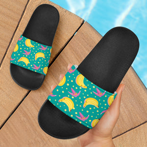 Banana Split Slide Sandals
