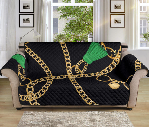 Luxury Chain 70'' Sofa Protector