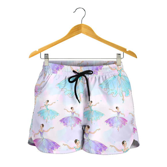 I Want To Be A Ballerina Women's Shorts