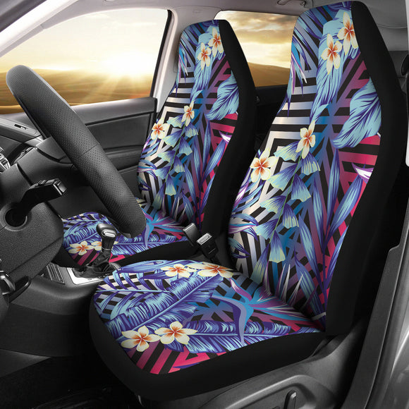 Summer Jungle Love Car Seat Cover