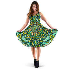 Ethnic Boho Dream Women's Dress