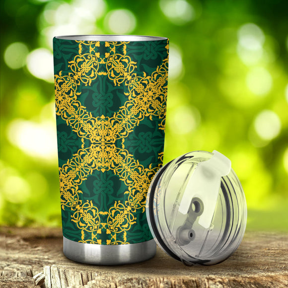 Perfect Green Royal Exclusive Magical Dream Tumbler