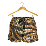Lovely Natural Women's Shorts