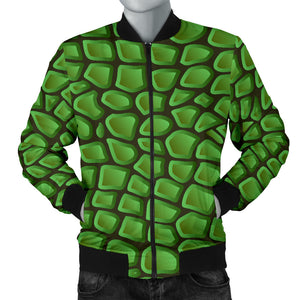 In Love With Crocodile Men's Bomber Jacket