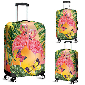 With Love Luggage Cover