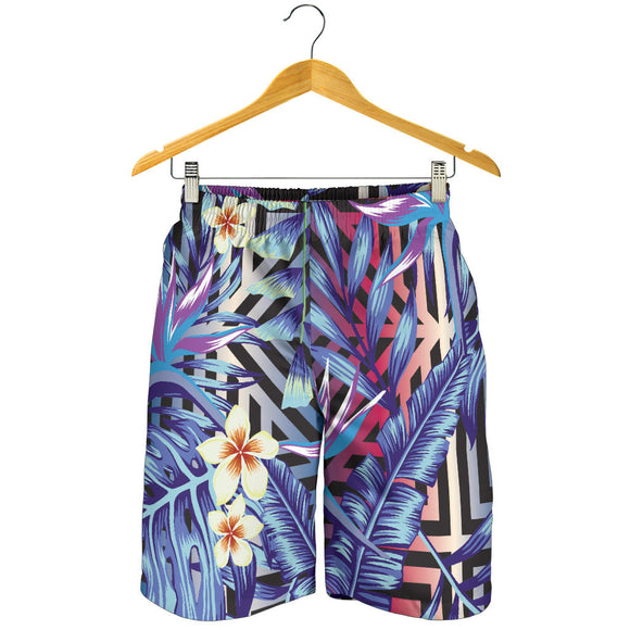 Summer Jungle Love Men's Shorts