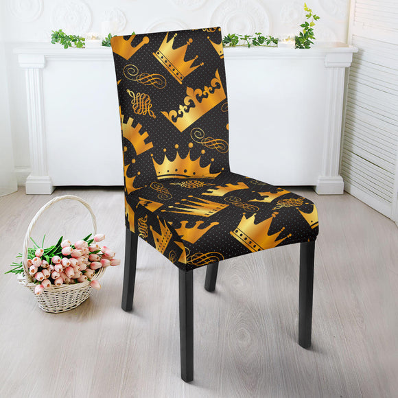 Queen And King Dining Chair Slip Cover
