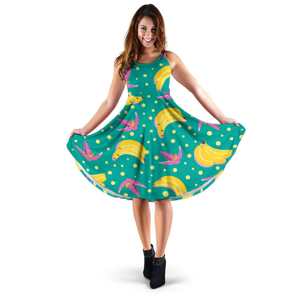 Banana Split Women's Dress