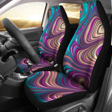 Marble Harmony Car Seat Cover