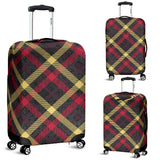 Exclusive Tartan Luggage Cover