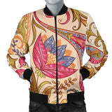 Royal Paisley Men's Bomber Jacket