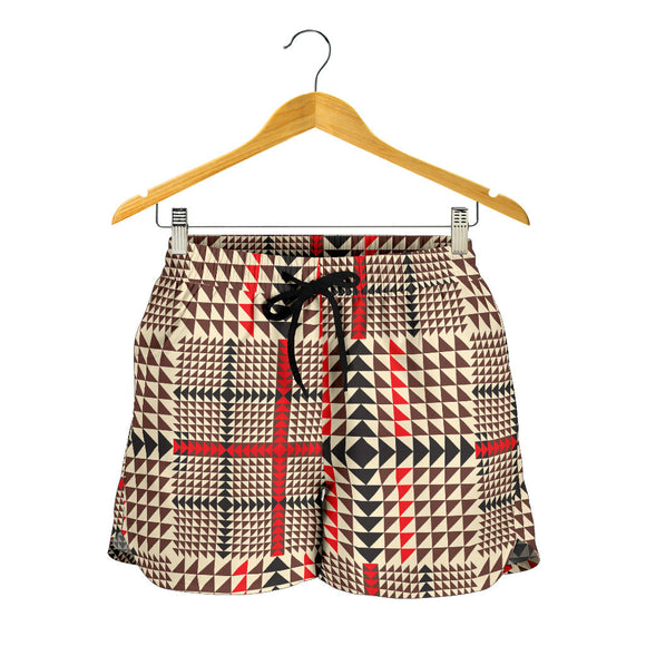 Awesome Tartan Plaid Women's Shorts