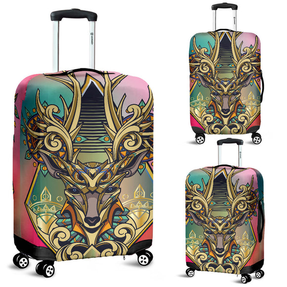 Hi Deer Luggage Cover