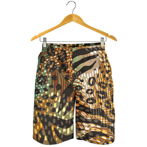 Lovely Natural Men's Shorts