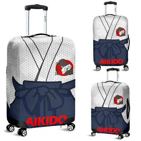 Aikido Luggage Cover