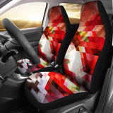 Psychedelic Dream Vol. 7 Car Seat Cover