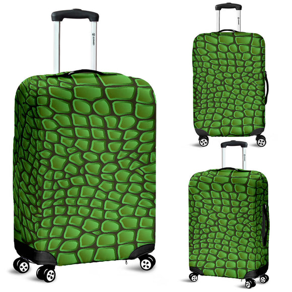 In Love With Crocodile Luggage Cover