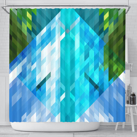 Psychedelic Dream Vol. 8 Shower Curtain