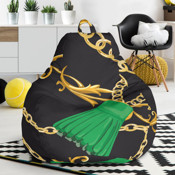 Luxury Chain Bean Bag Chair