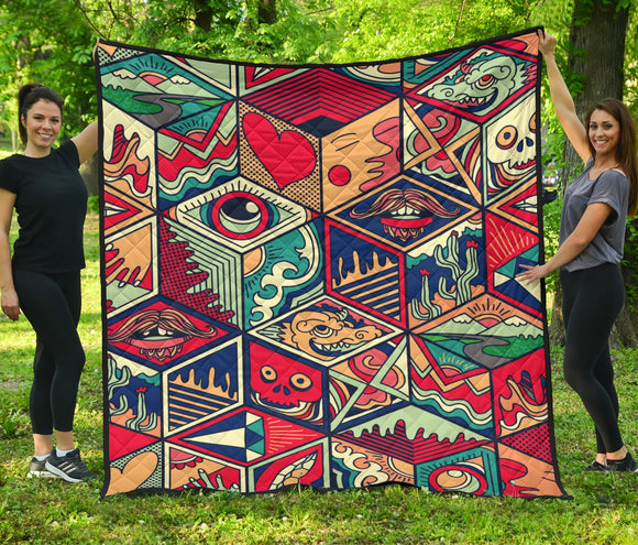 Pop Young Fun Quilt