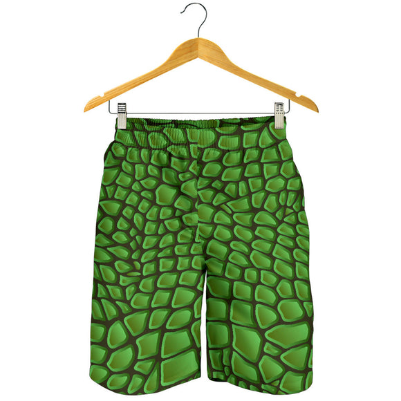 In Love With Crocodile Men's Shorts