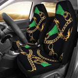 Luxury Chain Car Seat Cover