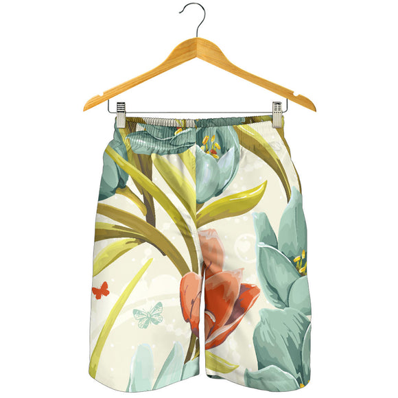 Lovely Flowers Men's Shorts