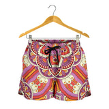 Lovely Boho Mandala Vol. 1 Women's Shorts