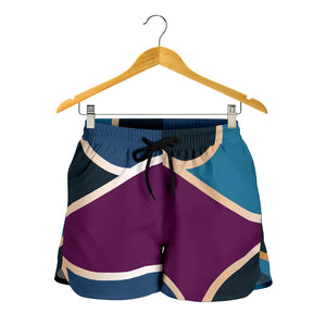 Stunning Colors Women's Shorts
