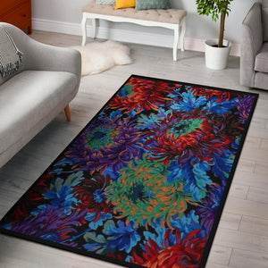 Free Blue Spirit Area Rug
