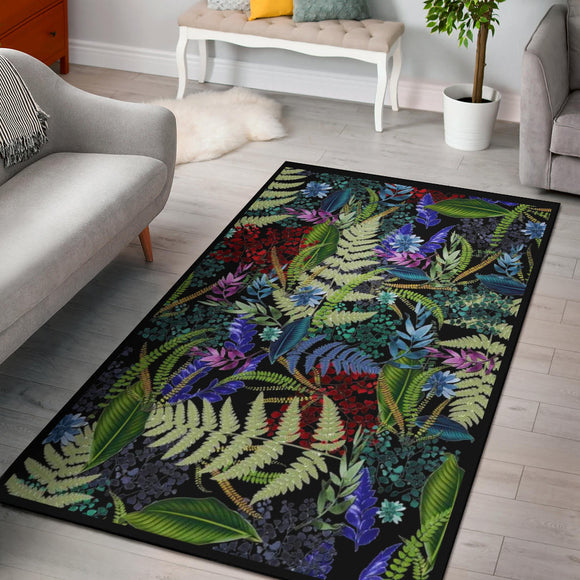 Beautiful Flora & Fauna Area Rug