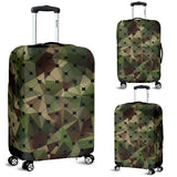 Army Net Luggage Cover