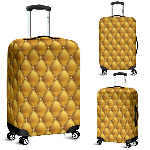Exclusive Golden Pattern Luggage Cover