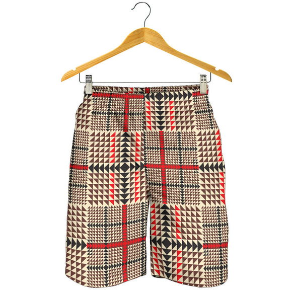 Awesome Tartan Plaid Men's Shorts