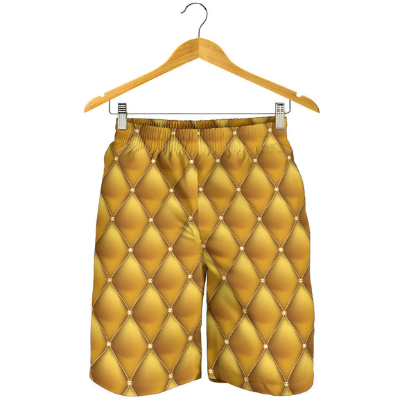 Exclusive Golden Pattern Men's Shorts