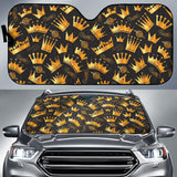 Queen And King Auto Sun Shades