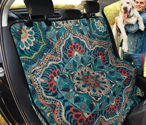 Lovely Boho Dream Pet Seat Cover