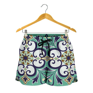 Oriental Vibes Vol. 3 Women's Shorts
