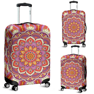 Lovely Boho Mandala Vol. 1 Luggage Cover