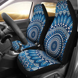 Lovely Boho Mandala Vol. 2 Car Seat Cover
