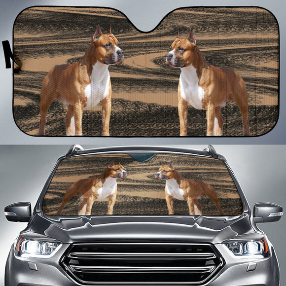 Stafford Dog Auto Sun Shades