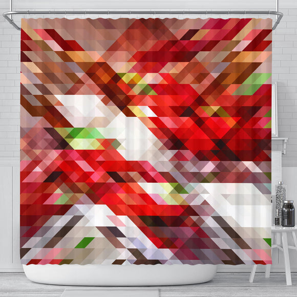 Psychedelic Dream Vol. 7 Shower Curtain