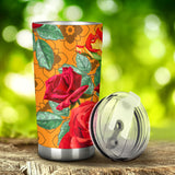 Perfect Exclusive Flower Red Magical Dream Tumbler