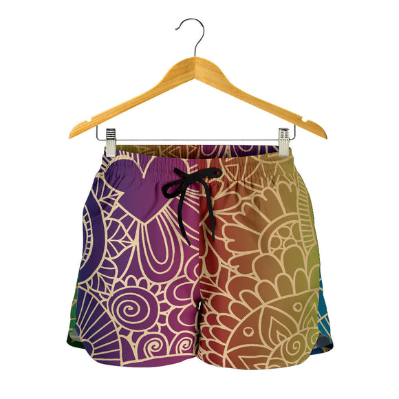 In The Sky Women's Shorts