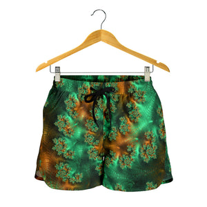 Psychedelic Love Women's Shorts