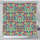 Psychedelic Dream Vol. 5 Shower Curtain