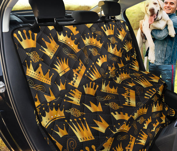Queen And King Pet Seat Cover