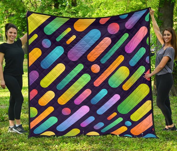 Green Power Energy Elements Premium Quilt