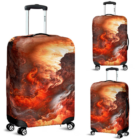 Universe Luggage Cover