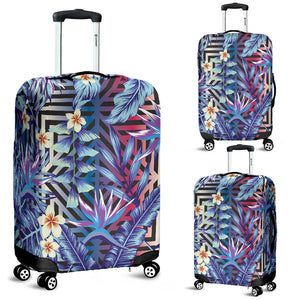 Summer Jungle Love Luggage Cover
